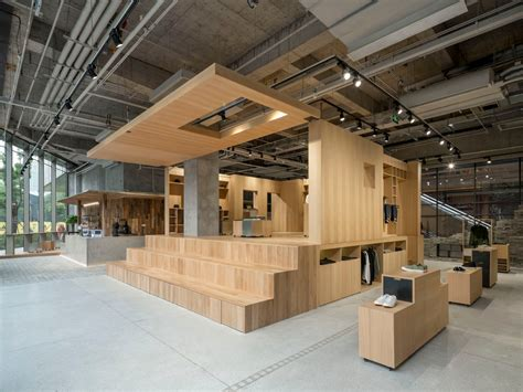 doe store  shanghai blue architecture studio