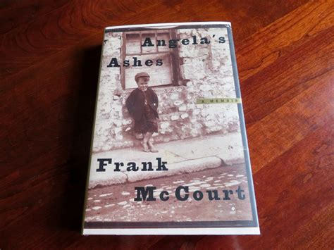 Find more similar words at wordhippo.com! Book Review of Angela's Ashes by Frank McCourt | Owlcation