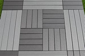 Dalle Terrasse Clipsable : terrasse composite sur dalle ~ Melissatoandfro.com Idées de Décoration