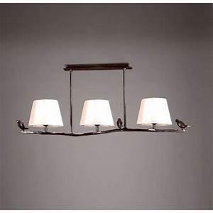 Suspension Luminaire Plume : suspension plume bronze objet insolite ~ Teatrodelosmanantiales.com Idées de Décoration