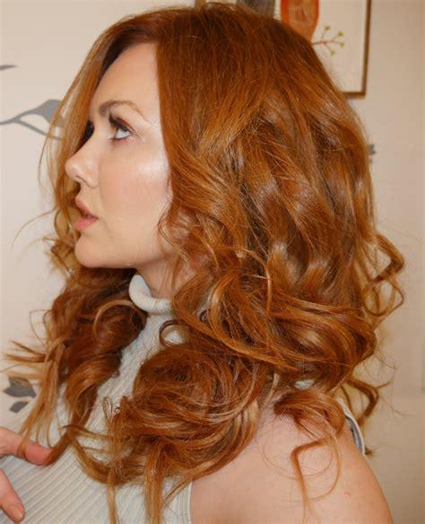 strawberry blonde hair  epic journey part   copper