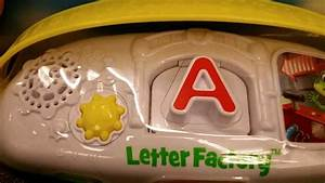 leapfrog letter factory phonics youtube With letter factory toy