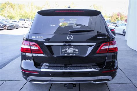 For more information on this vehicle please contact the dealer. Pre-Owned 2012 Mercedes-Benz M-Class ML 350 BlueTEC® Sport Utility in Bellevue #8859 | Land ...