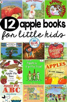 14 apple books for put together by erica for the 777 | b7c46c92da3bc1eb4b734a1d057f09b3 kindergarten books preschool books