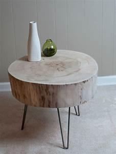 Tisch Aus Holzstamm : tisch aus baumstamm coole m belst cke von der natur ~ Lateststills.com Haus und Dekorationen