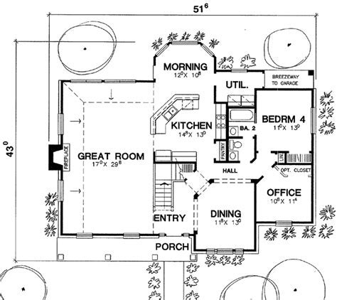 The Rayburn 5422   4 Bedrooms and 3.5 Baths   The House