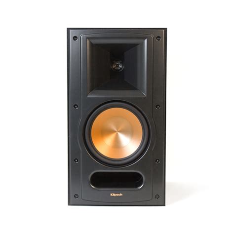 klipsch rb 61 rb 61 ii bookshelf speakers pair high quality audio by