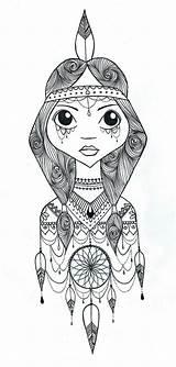 Tumblr Drawings sketch template