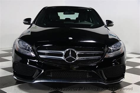 2015 C300 4matic Review 2015 used mercedes c class 4dr sedan c300 4matic at