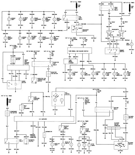 1994 Toyotum Engine Wiring Diagram by Repair Guides