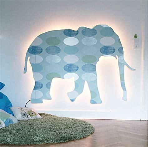 Babyzimmer Wandgestaltung Elefant by Der Elefant Im Kinderzimmer Childrens Room