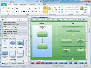 Uml Activity Diagrams  Free Examples And Software Download