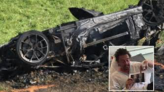 Richard Hammond Rimac Crash by Richard Hammond Rimac Concept One Crash Whose Fault Was