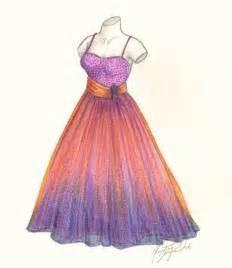 Prom Dress Drawings