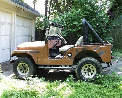 1965 Jeep Cj5  Overview Cargurus