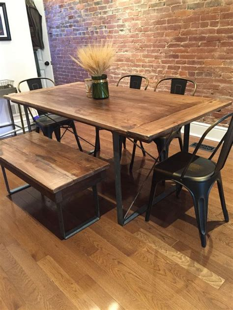 rustic wood kitchen table prodigious kitchen tables pickndecor com