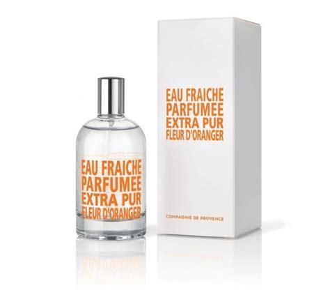 eau de fleur d oranger cuisine compagnie de provence eau fraîche parfumée pur fleur d 39 oranger