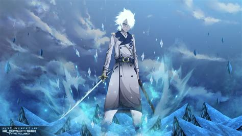 hitsugaya toushirou live wallpaper toshiro hitsugaya anime photo 37396392