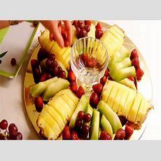 Video Obst Garnieren  So Gelingt Ihnen Eine Ansehnliche