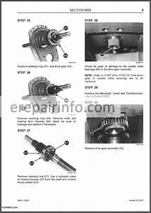 Mccormick Cx 50 60 70 75 80 85 90 95 100 105 Series Service Manual Tractors  U2013 Erepairinfo Com