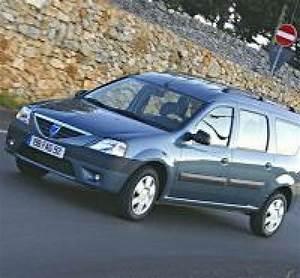 Dacia Utilitaire 3 Places Prix : dacia logan mcv 1 6 16v et 1 5 dci 7 places familles je vous aime ~ Gottalentnigeria.com Avis de Voitures