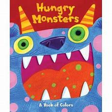 Books About Monsters  I Can Teach My Child