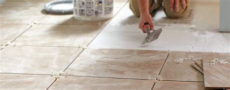 grouting a tile floor how to grout tile floors at the home depot