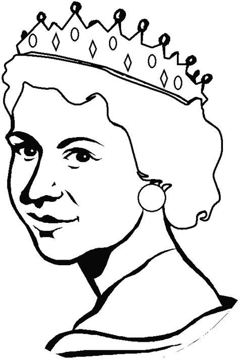 How To Draw Queen Elizabeth 11 Children