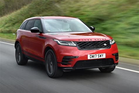 Review Land Rover Range Rover Velar by Land Rover Range Rover Velar 2017 Car Review Honest