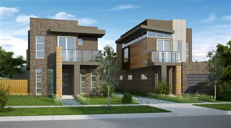 3d Front Elevation Com Europe Modern House Design American