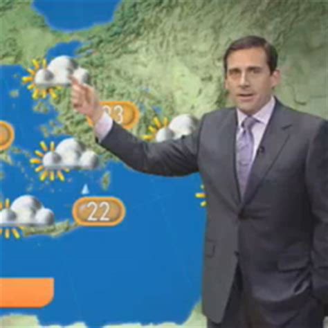 video  steve carell   weather report   uk