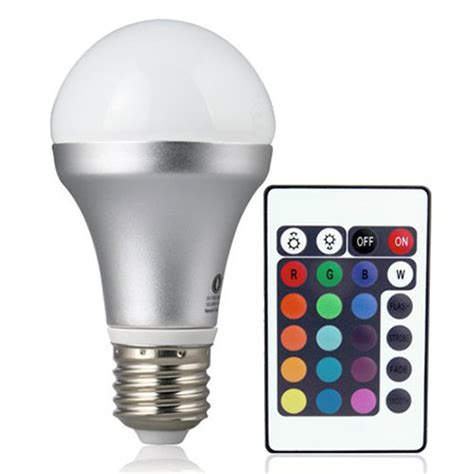 lighting color changing led bulb gets 66 reduction