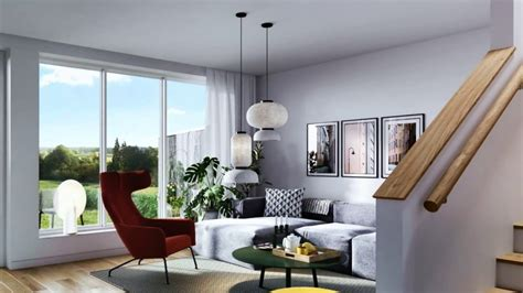 beautiful townhouse interior design ideas scandinavian