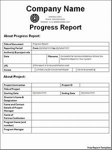 report templates best word templates With it report template for word