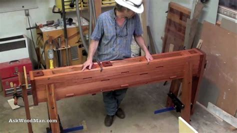 build  roubo work bench askwoodman