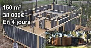 Accessoire Maison Pas Cher : une maison de 150 m pour moins de 38 000 et construite en 4 jours ~ Preciouscoupons.com Idées de Décoration