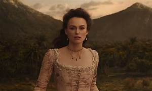 Keira Knightley hasn't aged a day in Pirates of the ...