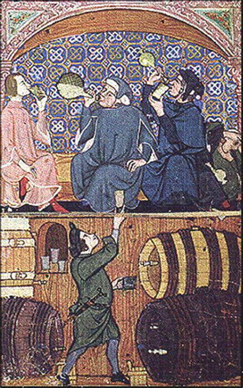 Medieval Inns And Taverns