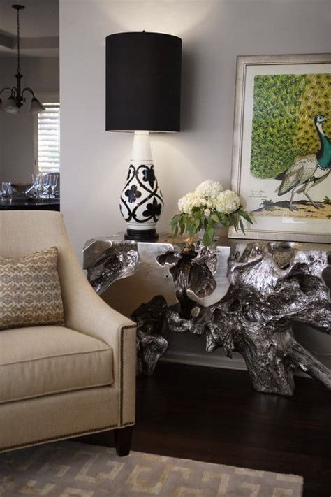 Studios, Eclectic living room and Chic on Pinterest