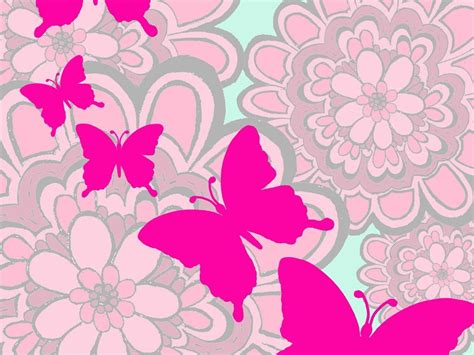 paper it 1 toggle wall free pink butterfly wallpaper widescreen wallpapers
