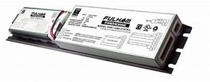 Fulham  Combination Ac Electronic And Emergency Ballasts