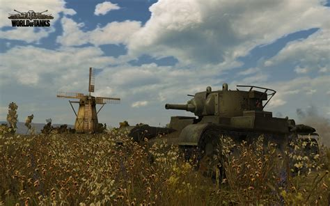 Interview yourself for the pos. World of Tanks 10-year anniversary interview: An ...