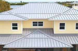 les differents types de couverture de toit With toit en aluminium maison