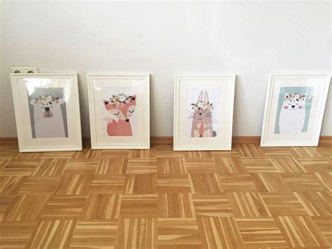 Babyzimmer Deko Tipps by Serie Mit Gerahmten Postern F 252 R Das Kinderzimmer