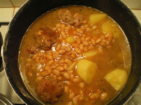 ragout de porc aux pommes de terre