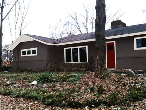 gray house lt grey trim the reagans rock photoshop exteror paint color gray