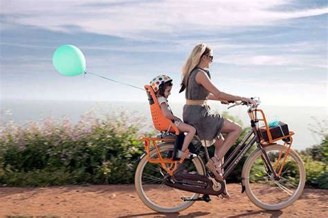 siege enfants velo transporter à vélo ses enfants
