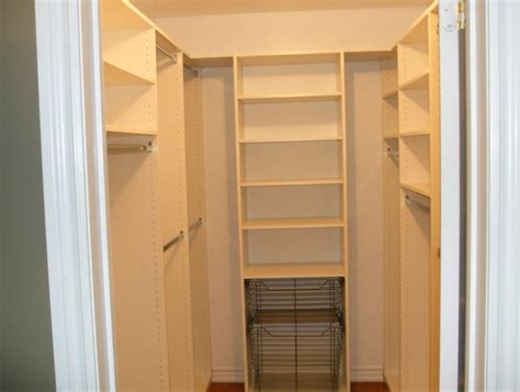 gallery of best small walk in closet ideas by small walk