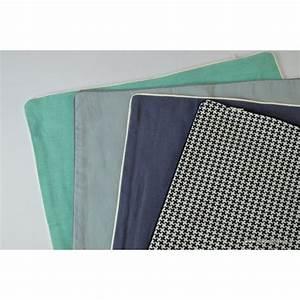 Housse De Coussin 40x40 : housse pour coussin 40x40 polyester lin coloris gris ~ Teatrodelosmanantiales.com Idées de Décoration