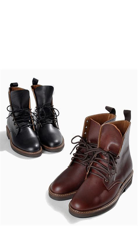 Shoes Hand Crafted Cowhide Welted Boots